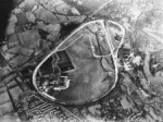 Aerial View of Brooklands circa 1938